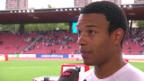 Video «LA-EM: Interview mit Marquis Richards» abspielen