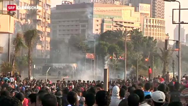 Todesurteile führen in Ägypten zu Protesten
