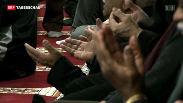 Video «Bericht zu Muslimen in der Schweiz» abspielen