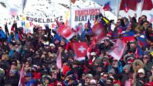 Link öffnet eine Lightbox. Video Rückblick: Das war die Ski-WM 2017 in St. Moritz abspielen