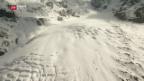Video «Kunstschnee soll Gletscherschwund stoppen» abspielen