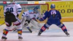 Video «Eishockey: NLA, Kloten - Lakers» abspielen
