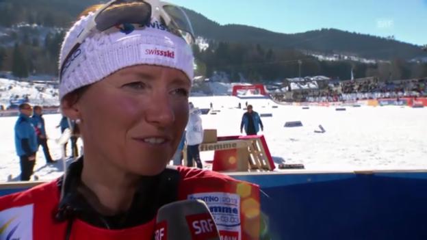 Video «Langlauf: Interview mit Guri Hetland («sportlive»)» abspielen