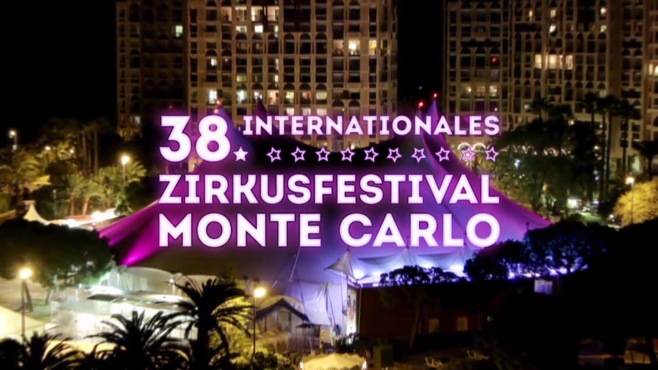 38. Internationales Zirkusfestival Monte Carlo