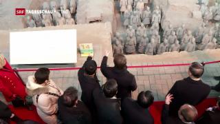 Video «Macron zu Besuch in China» abspielen