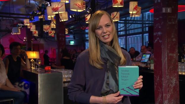 Video «Jedes Buch eine Reise: Der Literaturclub im April» abspielen