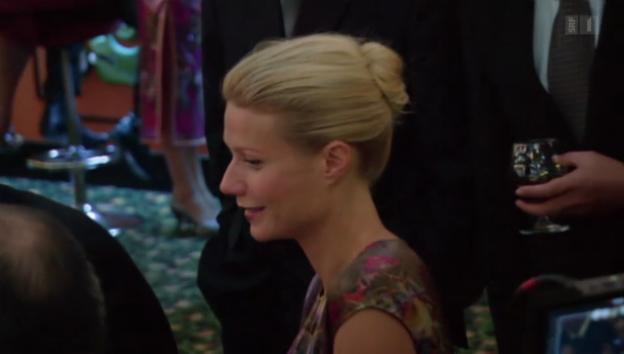 Video «Gwyneth Paltrow und Chris Martin: Liebes-Aus» abspielen