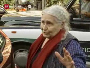 Kopf des Tages: Doris Lessing