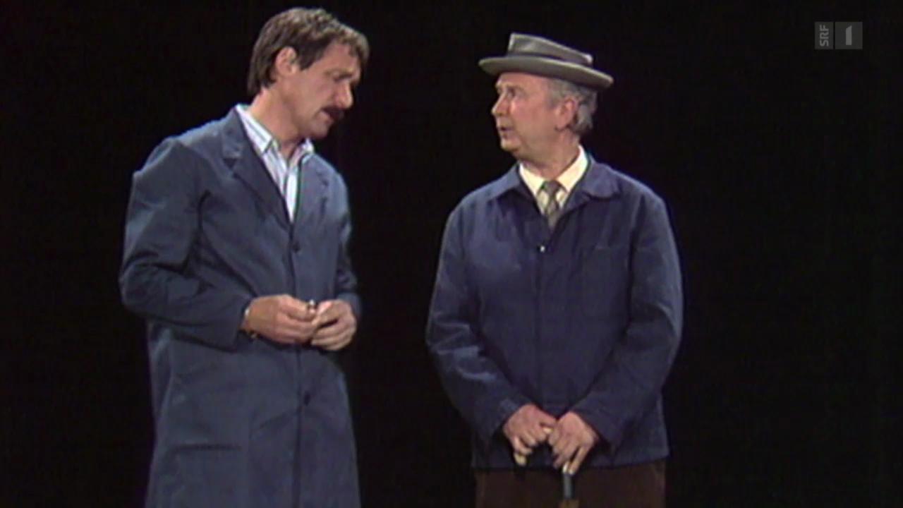 Schweizer Comedy-Legenden vom 04.01.2014