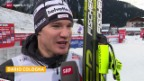 Video «Langlauf: Dario Cologna im Interview» abspielen