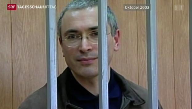 Video «Yukos-Aktionäre werden entschädigt» abspielen