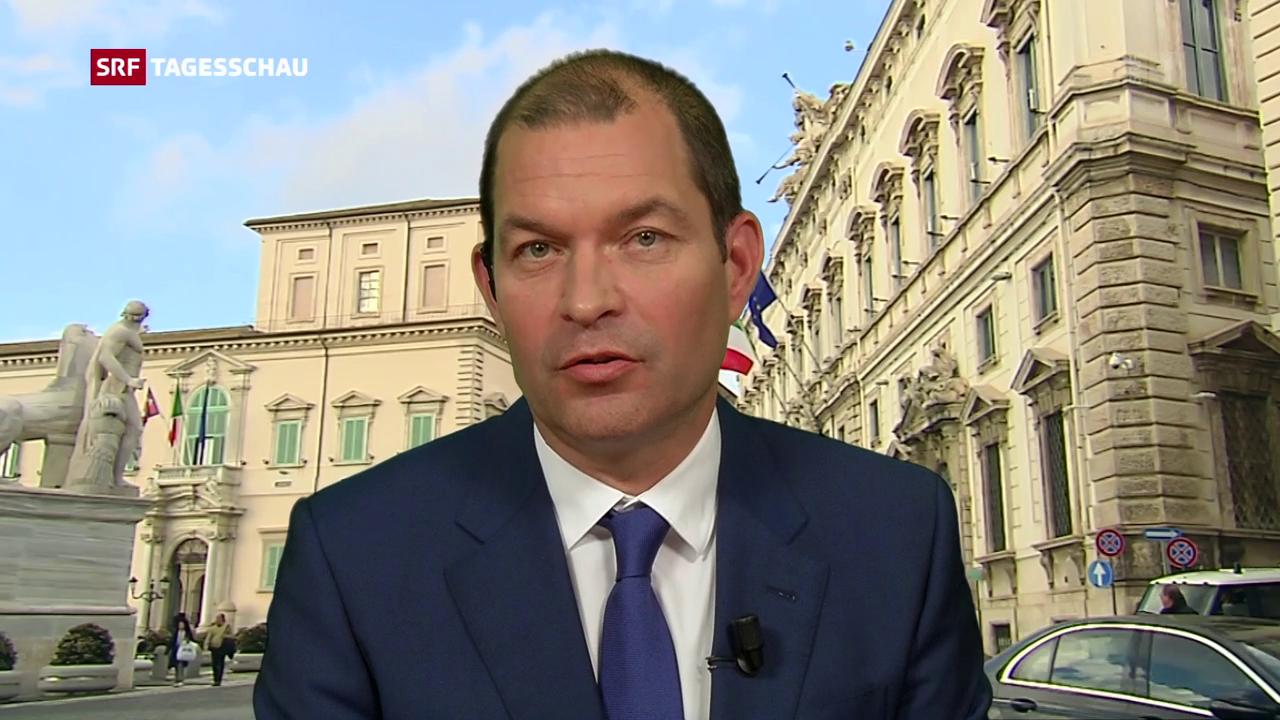 Regierungsbildung in Italien zieht sich hin