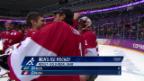 Video «Sotschi: Eishockey, Final, Kanada - Schweden» abspielen