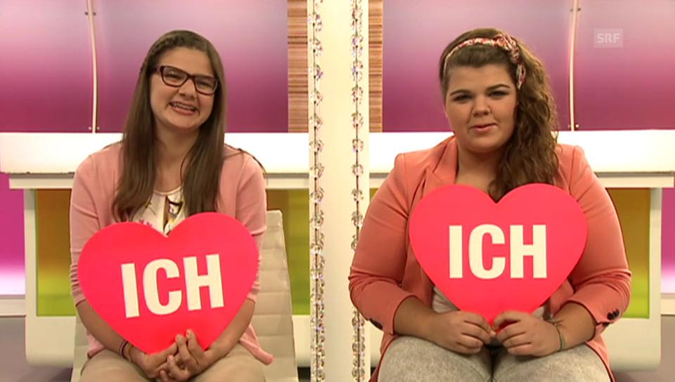 «Ich oder Du»: Tiziana und Stefania Gulino