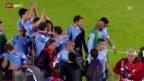 Video «Uruguay muss in die Barrage («sportaktuell»)» abspielen