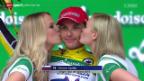 Video «Rad: Tour de Suisse, 9. Etappe» abspielen