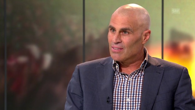 Video «Hodenkrebs: Schock für Andy Egli» abspielen