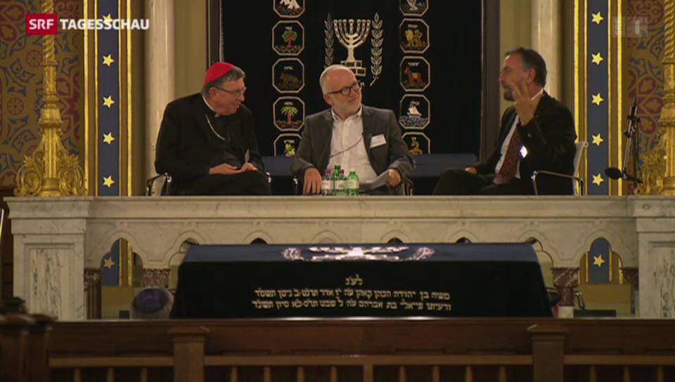 Schweizer Juden sind besorgt