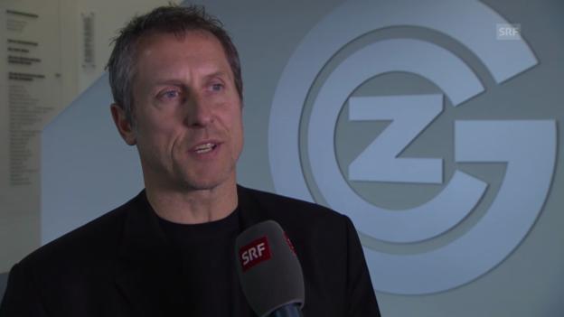 Video «Interview mit GC-Vizepräsident Stephan Anliker» abspielen