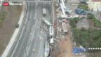 Video «Zugunglück von Spanien: Lokführer festgenommen» abspielen