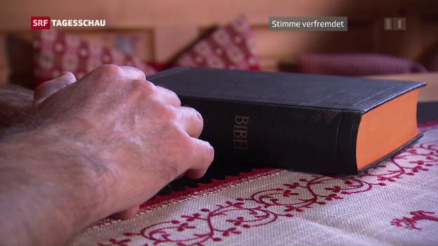 Video «Pfarrer unter Druck» abspielen