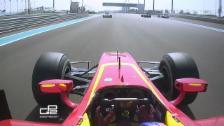 Video «Fabio Leimer gewinnt GP2-Serie («tagesschau»)» abspielen