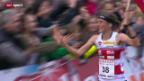 Video «OL: Sprint Frauen» abspielen