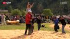 Video «Glarner-Bündner Schwingfest» abspielen