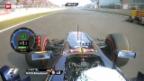 Video «Formel 1: GP von Korea» abspielen