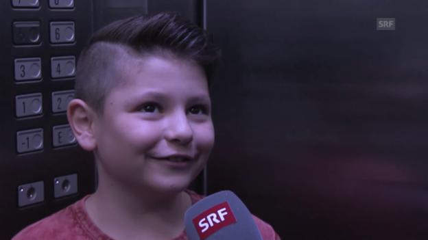 Video «Flavio Rizzello erobert die Herzen – auch im Halbfinale?» abspielen