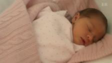 Video «Leonore Lilian Maria: Schwedens jüngste Prinzessin» abspielen