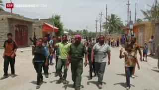 Video «Irak will Ramadi zurückerobern» abspielen