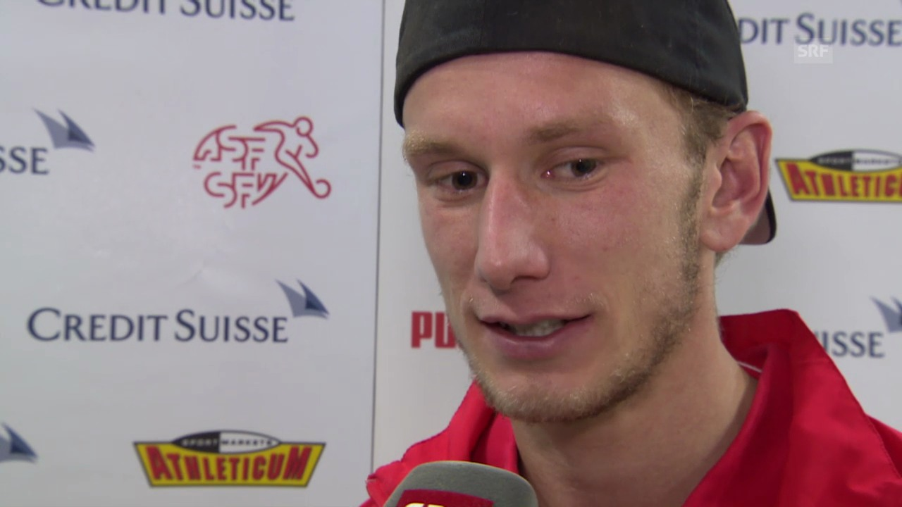 Fussball: Fabian Lustenberger über sein Debüt in der A-Nationalmannschaft
