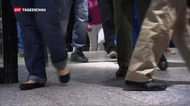 Video «15 Jahre Personenfreizügigkeit – eine Bilanz» abspielen
