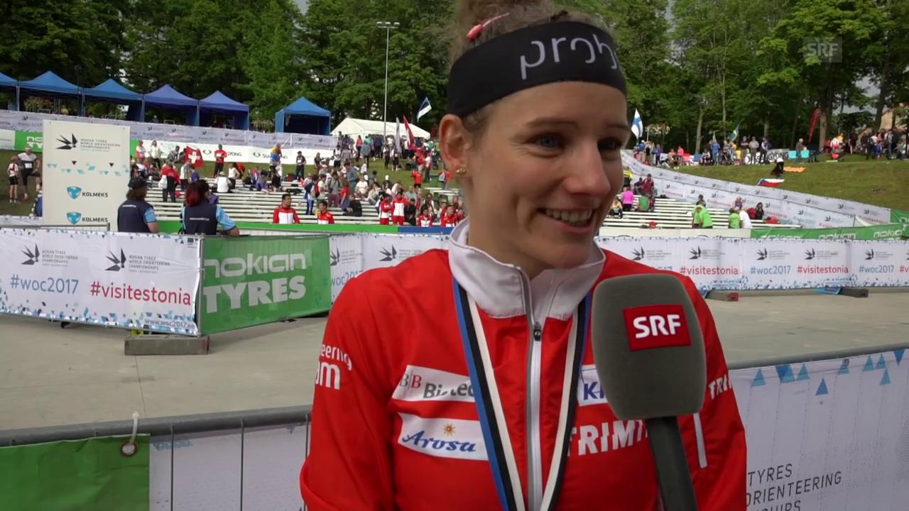 Die Stimmen der Schweizer OL-Staffel