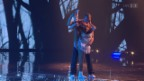 Video «Ioulia & Fabien zeigen weltmeisterlichen Rock'n'Roll» abspielen