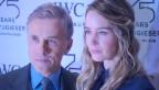 Video «Unter Zeitdruck: Superstars an der Genfer Uhrenmesse» abspielen