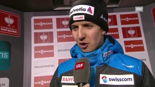 Video «Interview mit Simon Ammann» abspielen