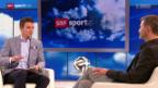Video «WM-Auslosung: Alain Sutter über den Rest der Auslosung» abspielen