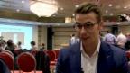 Video «Andri Silberschmidt, Präsident der Jungfreisinnigen» abspielen