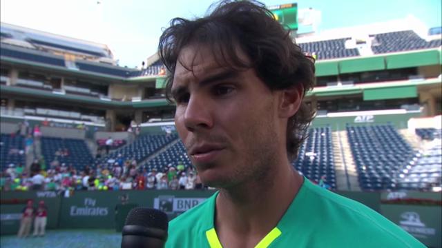 Tennis: Interview mit Rafael Nadal (englisch)