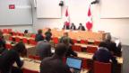 Video «Bundesrat hält in Sachen Ostmilliarde bedeckt» abspielen