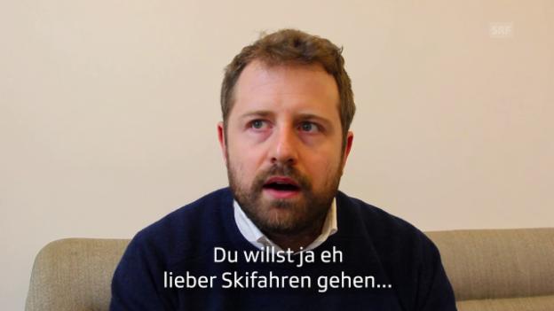 Video «Die Bikinigurke - «Kennsch?»» abspielen