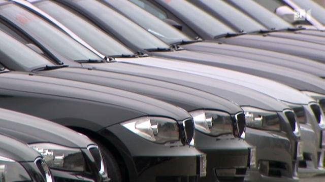 BMW verbietet Verkauf an Schweizer
