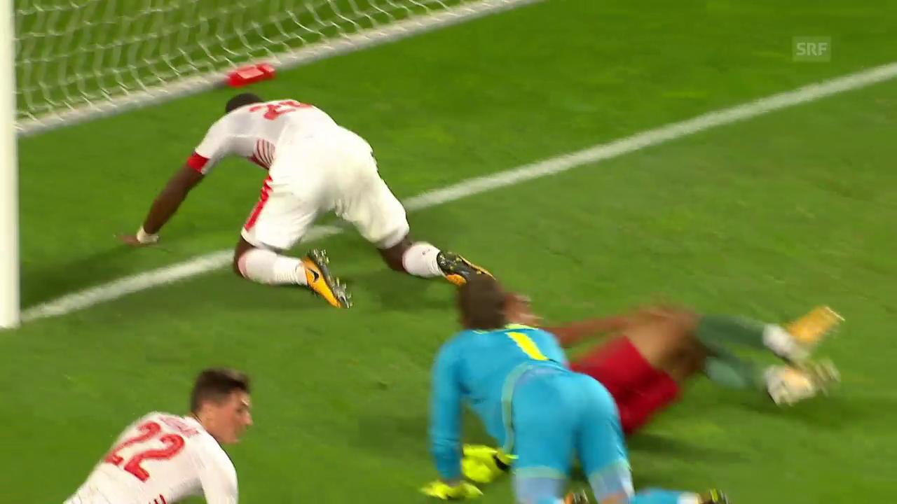 Live-Highlights Portugal-Schweiz