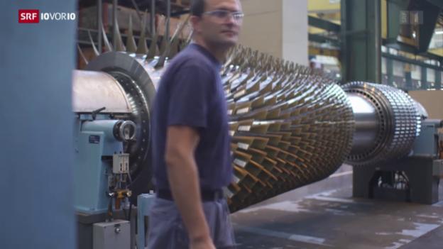 Video «FOKUS: Alstom streicht 1300 Arbeitsplätze» abspielen