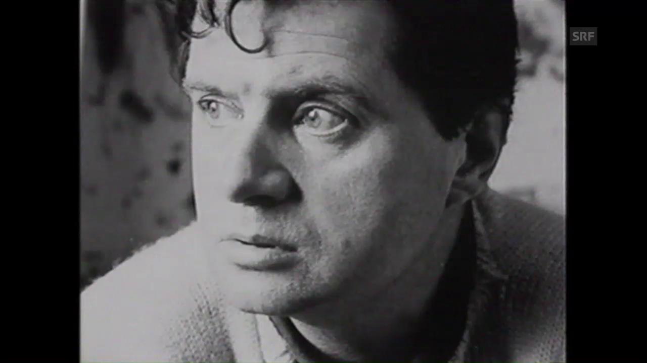 Zum Tod von Francis Bacon (10vor10, 28.4.1992)