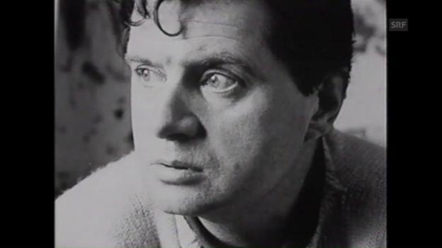 Video «Zum Tod von Francis Bacon (10vor10, 28.4.1992)» abspielen