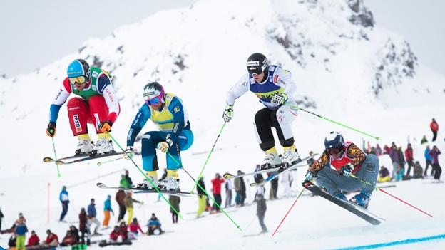 Sportgespräch zur «Cross Alps Tour»