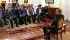 Video «Putin hält an seinem Kurs fest» abspielen
